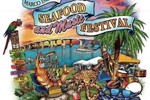 Seafood and Music Festival • Naples, Marco Island | Inbound Destinations