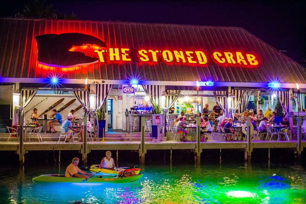 Eco Bar At The Stoned Crab Key West Inbound Destinations