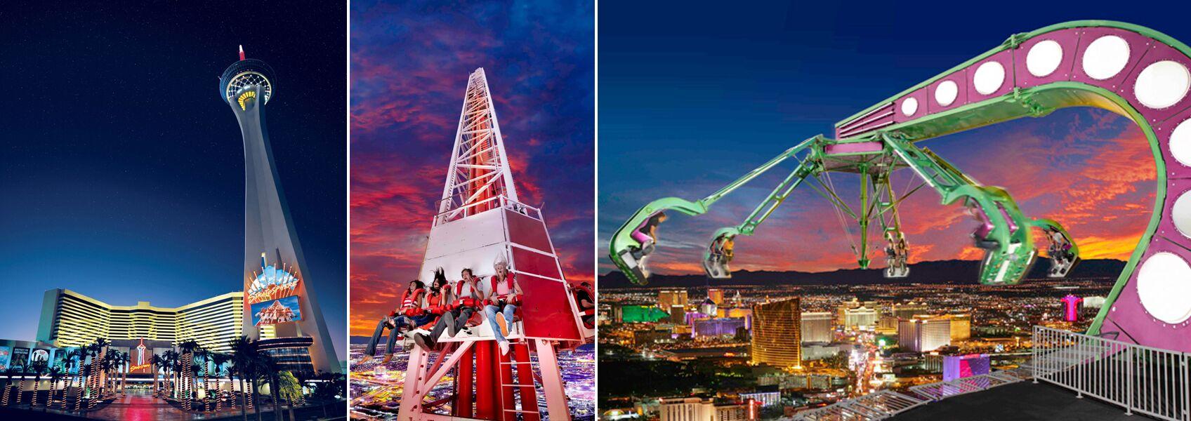 Stratosphere Las Vegas Inbound Destinations