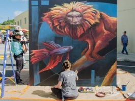 Street Painting Festival 2020 2020 Jan. – Mar | Inbound Destinations